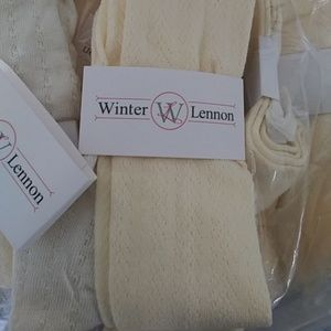 Winter Lemmon Accessories - (4) pairs Ladies Socks